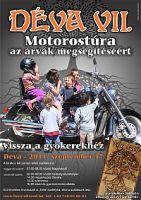 Bővebben: Déva VII. – Motorostúra a Böjte Csaba által felkarolt gyerekek megsegítésére