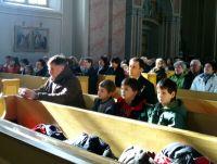 Bővebben: Új otthonban Böjte atya gyermekei