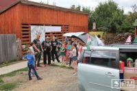 Bővebben: Autónyi motoros adomány a Szent Anna-háznak