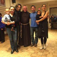Bővebben: Böjte Csaba New York - Gyermek Isten a gyermekért