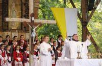 Bővebben: Máriaremetén ünnepelt Böjte Csaba