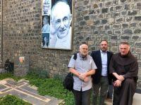 Bővebben: Az üldözött keresztények képviseletéért díjazták Sajgó Szabolcsot és Böjte Csabát