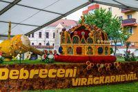 Bővebben: Szent László legendáját és a Szent Koronáját megjelenítő virágkocsik érkeztek Csíkszeredába...
