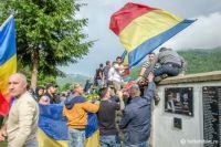 Bővebben: Elfoglalták az úzvölgyi sírkertet, ünnepeltek a románok