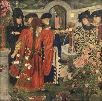 """Bővebben: A szimbolikus """"szeretetnap"""" kevés volt ahhoz, hogy véget vessen a rózsák háborújának"""