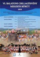 Bővebben: VI. Balatoni Csillagösvény missziós körút 2018