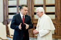 Bővebben: A Szentatya fogadta Orbán Viktort