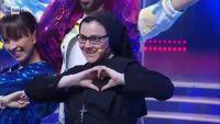 Bővebben: Cristina nővér, az olasz The Voice nyertese idén táncos vetélkedőben szerepel fő műsoridőben