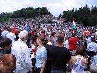 Bővebben: Szabadtéri szentmisét mutat be Csíksomlyón Ferenc pápa