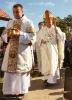 Szent Ferenc Betegápoló Nővérei Zárdája felszentelése