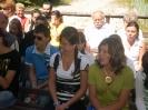 Olaszországban táboroztak a gyerekek