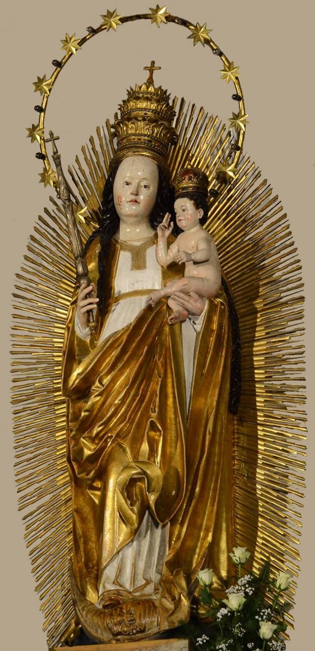 Csíksomlyó Mária-szobor