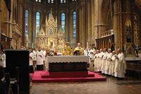 Bővebben: Benedek pápa megválasztásának ötödik évfordulójára emlékeztek