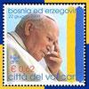 Bővebben: II. János Pál pápasága bélyegeken és képeslapokon