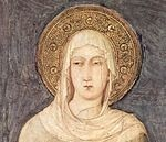Bővebben: Assisi Szent Klára