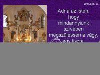 Bővebben: Csaba testvér - Adventi gondolat 23.