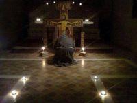 Bővebben: Esti szentmise Csaba testvérrel