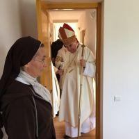Bővebben: Árkoson György érsek atya felszentelte a Szent Ferenc Betegápoló Nővérei Zárdáját