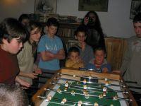 Bővebben: Asztali- foci bajnokság és Mikulás járás