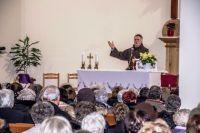Bővebben: Csaba testvér adventi elmélkedése Homrogd, 2019