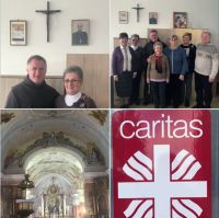 Bővebben: Caritas ünnep, Csaba testvér elmélkedése