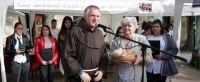 Bővebben: Böjte Csaba itt járt, s kenyeret áldott