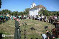 Bővebben: Fenntartható vágyaink legyenek! – Zöld zarándoklatot szervezett Böjte Csaba