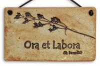 Read more: Ora et Labora…