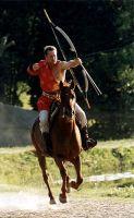 Bővebben: Kassai Lajos világcsúcs-tartó lovasíjász nyert!