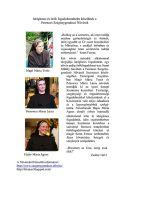 Bővebben: Ideiglenes és örök fogadalomtételre készülnek a Ferences Szegénygondozó Nővérek