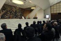 Bővebben: Ferenc pápa fogadta a média munkatársait