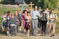 Bővebben: Püspökkel gyalogoltunk a Mária Úton