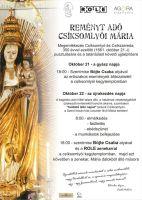 Bővebben: Reményt adó Csíksomlyói Mária