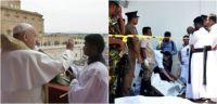Bővebben: Ferenc pápa elítéli a Srí Lanka-i merényletsorozatot