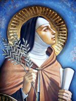 Bővebben: Assisi Szent Klára Szűz