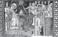 Bővebben: Szent Szilveszter pápa