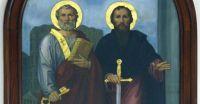 Bővebben: Szent Péter és Szent Pál vezetésével Krisztushoz!