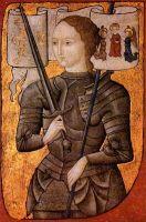 Bővebben: Hatszáz éve született Szent Johanna