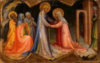 Bővebben: Szűz Mária látogatása Erzsébetnél – Sarlós Boldogasszony