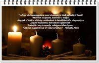 Bővebben: Áldott adventi készülődést és várakozást kívánunk