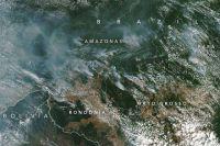 Bővebben: Úgy lángol az Amazonas-esőerdő, hogy már a 3000km-re lévő város egét is elsötétíti és a füst a...