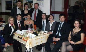 A dévai cserkészcsapat felnőtt tagjainak barátságát sok közös élmény szilárdította