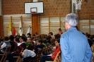 A budapesti Szent Angéla iskolában