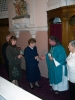 A clevelandi Szent Erzsébet katolikus templomban