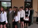 Ballagás, VIII. osztály, 2005