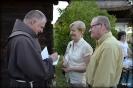 Szalafő-Pityerszeren tett látogatást Csaba testvér