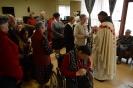 Szent Erzsébet öregotthonban az ereklye