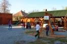 Szent Anna Otthon udvarár játszótere