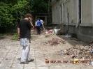 Beszámoló a csobánkai május 12-i önkéntes napról