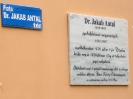 Dr. Jakab Antal-tér avatás Ditróban